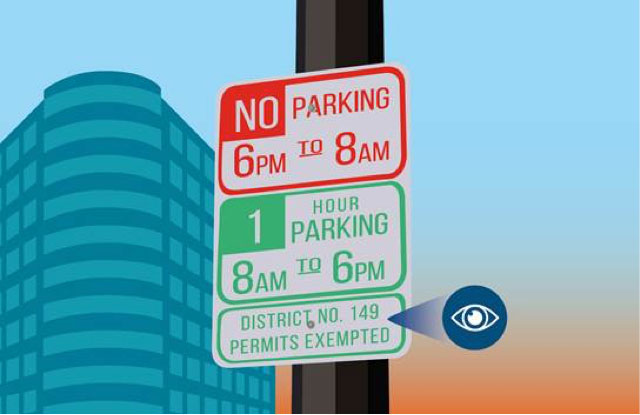 Preferential Parking Districts