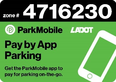 Pay by App Parking